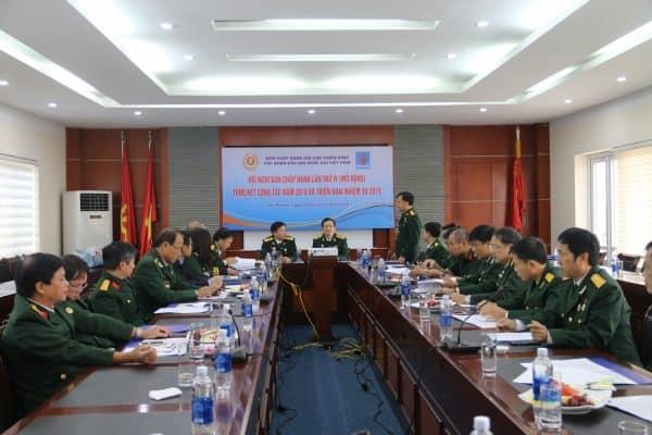 Hội CCB Tập đoàn tổ chức Hội nghị Ban Chấp hành mở rộng lần